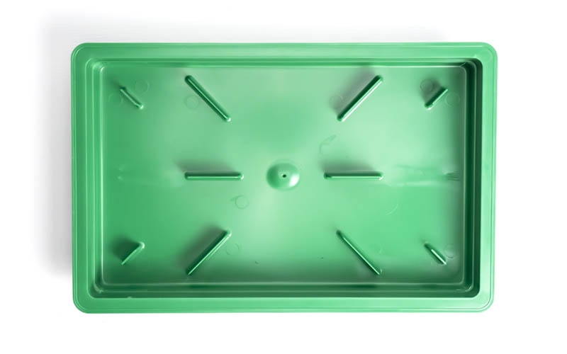Bottom water tray top